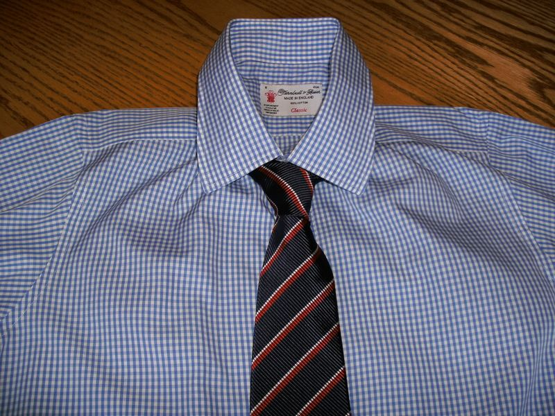 Does This Tie And Shirt Match Expert Opinions Sought