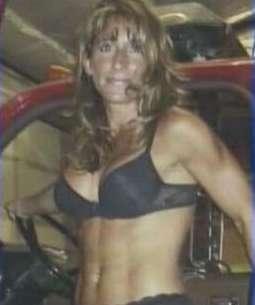 Mayor in her Underwear